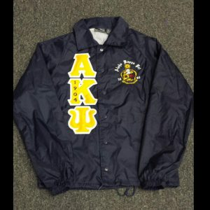 Alpha Kappa Psi Navy Jacket