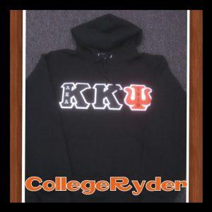 Kappa Kappa Psi Black Hoodie