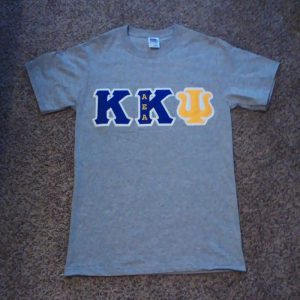 Kappa Kappa Psi Grey Shirt AEA