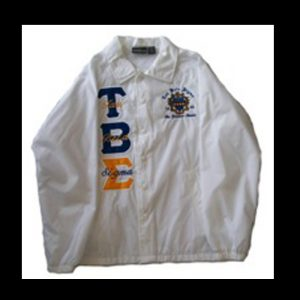 Tau Beta Sigma White Jacket