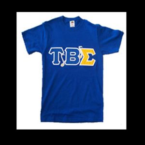 Tau Beta Sigma Blue Notes Shirt