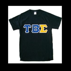 Tau Beta Sigma Black Shirt