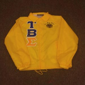 Tau Beta Sigma Gold Sigma Jacket