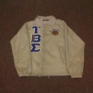 Tau Beta Sigma Blue Sigma Jacket