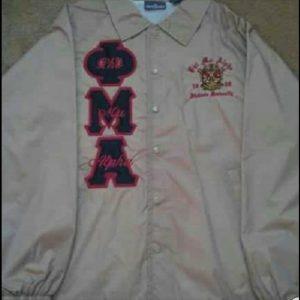 Phi Mu Alpha Jacket