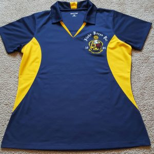 Alpha Kappa Psi Dri Fit Polo Shirt