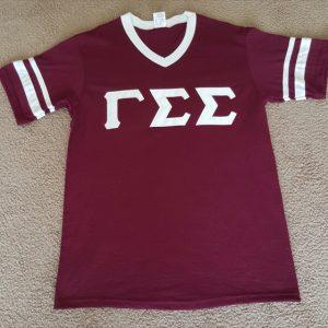 Gamma Sigma Sigma Ringer T-Shirts