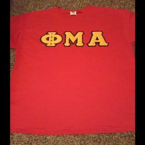 Phi Mu Alpha Shirt