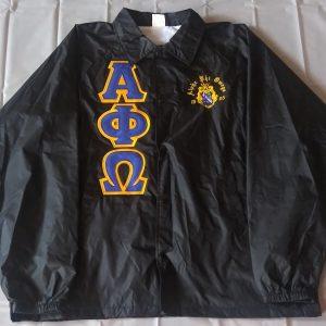 Alpha Phi Omega Black Jacket