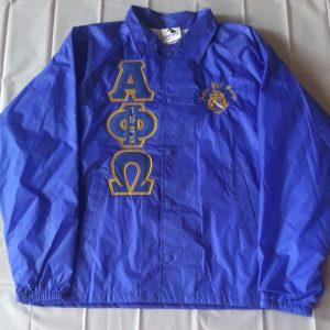 Alpha Phi Omega Blue Jacket