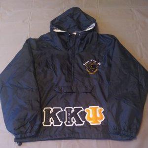 Kappa Kappa Psi Navy Pullover Jacket