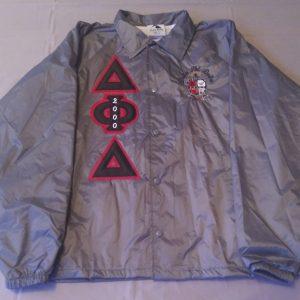 Delta Phi Delta Grey Jacket