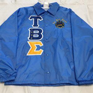 Tau Beta Sigma Lite Blue Jacket