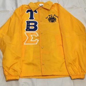Tau Beta Sigma Gold Jacket