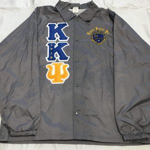 Kappa Kappa Psi Grey Jacket