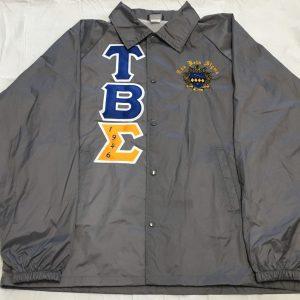 Tau Beta Sigma Lite Grey Jacket