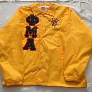 Phi Mu Alpha Gold Jacket