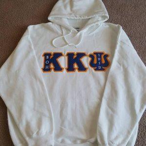 Kappa Kappa Psi White Hoodie