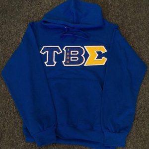 Tau Beta Sigma Blue Hoodie