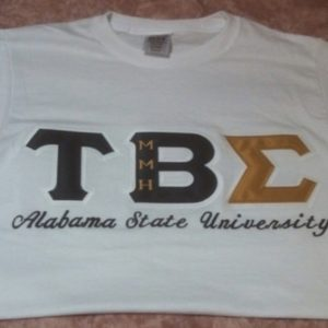 Tau Beta Sigma (ASU) All-N-1 White Shirt