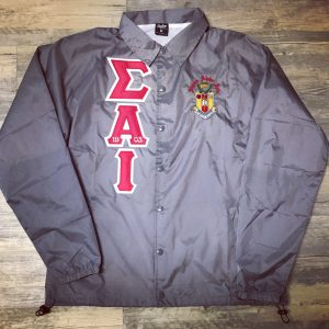 Sigma Alpha Iota Grey Jacket