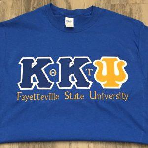 Kappa Kappa Psi Blue (FSU) All-N-1 Shirt