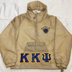 Kappa Kappa Psi  Khaki Pullover Jacket