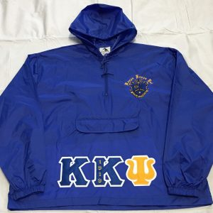 Kappa Kappa Psi Blue Pullover Jacket (No Lining)