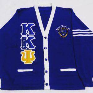Kappa Kappa Psi Varsity Cardigan Sweater