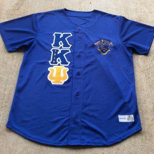 Kappa Kappa Psi Royal Blue Baseball Jersey