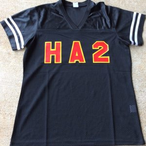 House Arrest 2 Female Heatpress Football Jersey