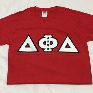 Delta Phi Delta Red Shirt
